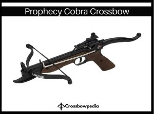 best pistol crossbow - Prophecy cobra crossbow